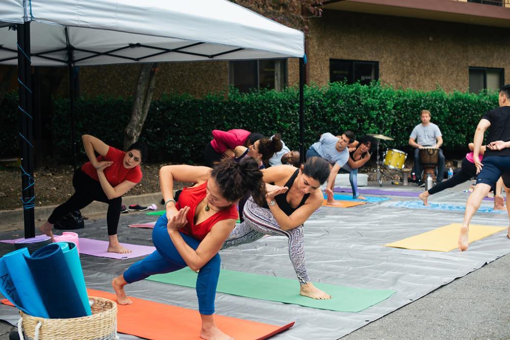 Dharma Inspired Yoga