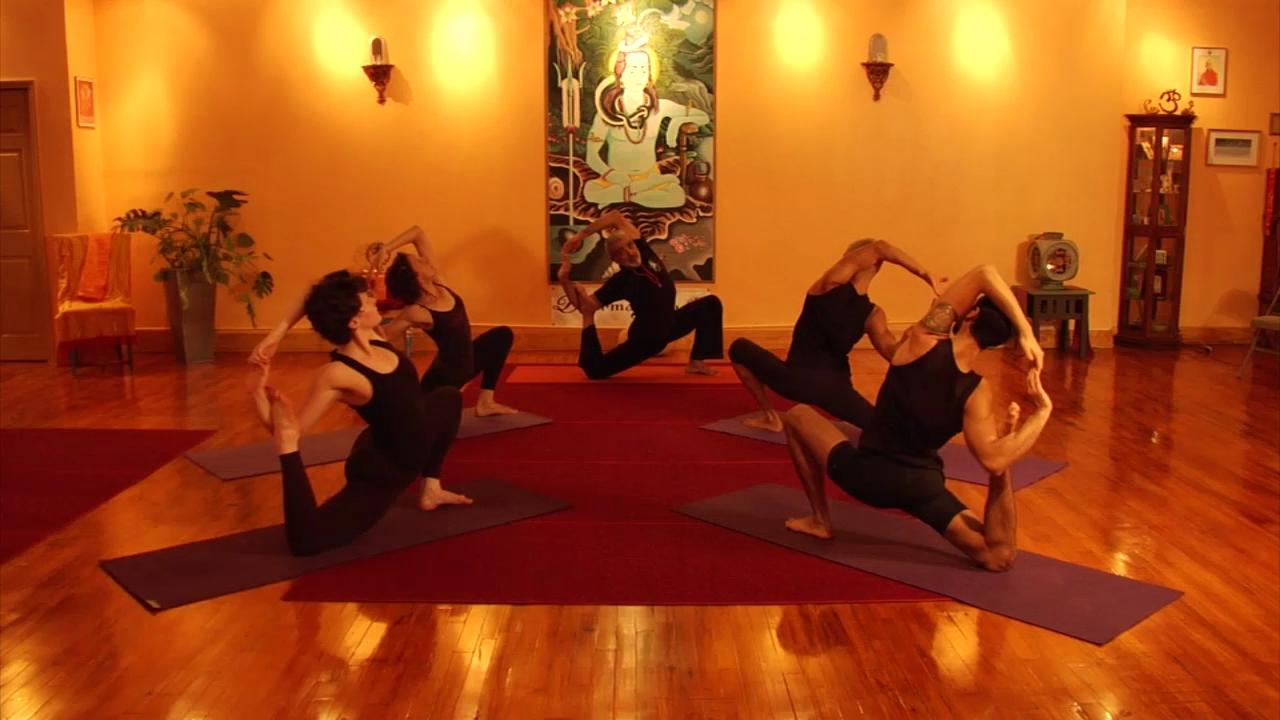 Dharma Inspired Vinyasa Yoga